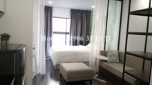Serviced Apartments for rent in District 3 - Nice studio serviced apartment  for rent on Nguyen Dinh Chieu street, Disrict 3 - 25sqm - 550USD