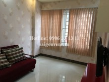 Serviced Apartments for rent in Binh Thanh District - Serviced apartment 01 bedroom, living room with 45sqm for rent at Phan Van Tri street , ward 11, Binh Thanh District- 500$
