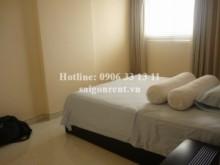 Apartment for rent in District 1 - Central Garden Building, 02 bedrooms on Vo Van Kiet street, district 1-700$