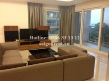 Apartment for rent in District 2 - Luxurious and spacious apartment for rent in XI Building, Nguyen Van Huong street, Thao Dien ward, District 2. 3500 USD/month