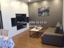 Apartment for rent in Phu Nhuan District - The Prince Residence Building - Apartment 01 bedroom for rent on Nguyen Van Troi street, Phu Nhuan District - 52sqm - 850USD