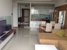 Apartment for rent in District 2 - Brand new apartment on 15th floor for rent in Thao Dien Pearl building, District 2- 1150$