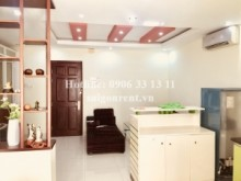 Apartment for rent in Phu Nhuan District - Nhieu Tu 1 Building - Apartment 02 bedrooms for rent on Hoa Su street, Phu Nhuan District - 70sqm - 600 USD