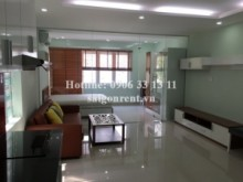 Serviced Apartments for rent in Binh Thanh District - Brand new serviced apartment for rent in Pham Viet Chanh street, Binh Thanh district:  01 bedroom, 600 USD/month
