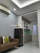 Serviced Apartments for rent in District 1 - Nice serviced apartment 01 bedroom  for rent on Nguyen Cu Trinh street, District 1 - 35sqm - 550 USD
