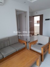 Apartment for rent in District 2 - Thu Duc City - New City Thu Thiem Building - Apartment 02 bedrooms on 23th floor for rent at 17 Mai Chi Tho street, District 2 - 85sqm - 610 USD ( 14.000.000 VND)