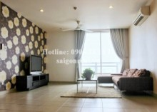 Apartment for rent in District 1 - Horizon building - Apartment 02 bedrooms for rent on 16th floor on Tran Quang Khai street, District 1, 110sqm, 900USD