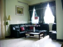 Villa for rent in Thu Duc City - Nice villa for rent in Hiep Binh Chanh ward, Thu Duc district, 529sqm: 2100 USD