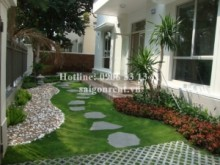 Villa for rent in District 7 - Beautiful Villa 4bedrooms unfurnished for rent in Phu My Hung area, District 7, 3000$