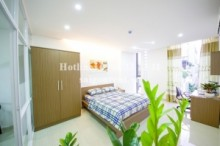 Serviced Apartments for rent in District 3 - Brand new and luxury serviced apartment  01 bedroom for rent on CMT8 street, District 3- 40sqm - 550 USD