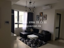 Apartment for rent in District 2 - Masteri Building - Nice Apartment 02 bedrooms on 27th floor for rent on Ha Noi highway - District 2 - 66sqm - 850 USD