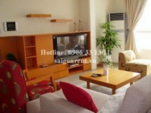 Apartment for rent in Binh Thanh District - Apartment for rent in The Manor building, Binh Thanh district - 1200$