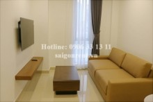 Serviced Apartments for rent in Phu Nhuan District - Serviced apartment 01 bedroom for rent on Nguyen Van Troi street, Phu Nhuan District - 45sqm - 690 USD( 16 Millions VND)