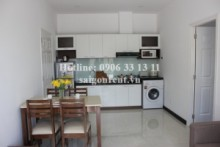 Serviced Apartments for rent in District 2 - Luxury serviced apartment for rent in Thao Dien, district 2.  01 bedroom with nice balcony 700 USD