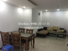 Apartment for rent in District 1 - Apartment 03 bedrooms for rent in BMC building on Vo Van Kiet street, District 1, 81sqm, 700 USD.