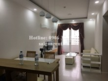 Lexington Residence beautiful apartment 02 bedrooms for rent on 16th floor on Mai Chi Tho street - District 2 - 73sqm - 800USD