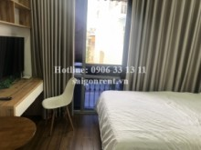 Serviced Apartments for rent in Binh Thanh District - Serviced studio Apartment 01 bedroom for rent on Nguyen Cuu Van street - Binh Thanh District - 30sqm - 410USD( 9.5 Millions VND)