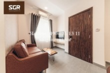 Serviced Apartments for rent in District 3 - Serviced apartment 01 bedroom with balcony for rent on Huynh Tinh Cua street, District 3 - 45sqm - 750 USD