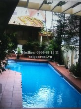Villa for rent in District 2 - Villa 03 bedrooms with nice swimming pool for rent in Thao Dien Ward, District 2 - 500sqm - 2700USD