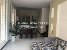Villa for rent in District 2 - Luxury villa for rent in Luong Dinh Cua street, Binh Khanh ward, District 2: 1200 USD