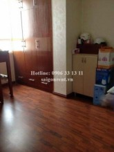 Apartment for rent in District 1 - Nice apartment 03 bedrooms for rent in BMC Building, Vo Van Kiet street, District 1: 850 USD