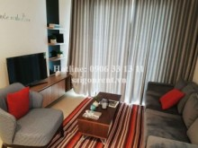 Apartment for rent in District 2 - Masteri Building - Apartment 02 bedrooms on 10th floor for rent on Ha Noi highway - District 2 - 70sqm - 850 USD
