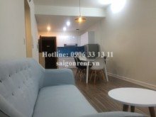 Apartment for rent in District 2 - Lexington Residence building - Nice apartment 02 bedrooms on 23th floor for rent on Mai Chi Tho street - District 2 - 73sqm - 800 USD