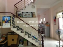 House for rent in District 7 - house for sell 7,2 x 32 in Huynh Tan Phat street- district 7 -420000 usd