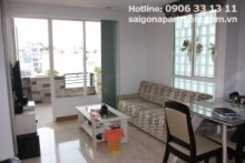 Serviced Apartments for rent in District 3 - Beautiful serviced apartment 2 bedrooms for rent in Nam Ky Khoi Nghia street, center district 3 - 900 USD