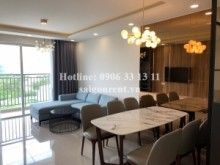 Apartment for rent in District 7 - Sunrise Riverside Nha Be building- Apartment 03 bedrooms on 10th floor on Nguyen Huu Tho street, Nha Be District - Next to District 7- 92sqm - 860 USD( 20 millions VND)