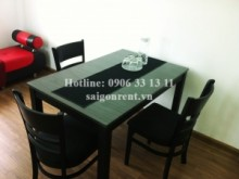 Apartment for rent in District 3 - Apartment 1 bedroom on 4th floor, 45sqm for rent on Tran Quoc Thao street, District 3 - 450 USD