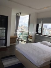 Serviced Apartments for rent in District 3 - Beautiful serviced apartment 01 bedroom, living room on 5th floor for rent on Hoang Sa street, Ward 8, District 3 - 60sqm - 800 USD