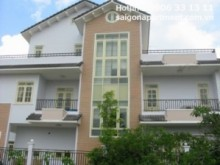 Villa for rent in District 2 - Nice villa for rent on private compound, Thao Dien ward, District 2. 4000 USD