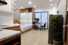 Serviced Apartments for rent in District 2 - Nice serviced studio apartment for rent on Tran Nao street, Binh An Ward, District 2 - 27sqm - 420 USD