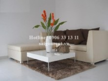 Serviced Apartments for rent in District 2 - Serviced apartment for rent in Elegant Glenwood, District 2 : 1100$
