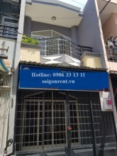 House for rent in Binh Thanh District - House 02 bedrooms with unfurniture for rent on Hoang Hoa Tham street, Binh Thanh District - 70sqm - 500USD