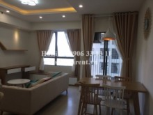Masteri Building - Nice Apartment 02 bedrooms on 12th floor for rent on Ha Noi highway - District 2 - 67sqm - 800USD