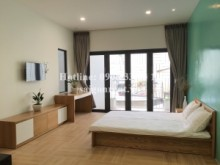 Serviced Apartments for rent in Binh Thanh District - Serviced studio apartment 01 bedroom for rent on Hoang Hoa Tham street, Binh Thanh District - 40sqm - 450 USD