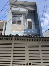 House for rent in Binh Thanh District - house (4,1 x 20m) with 02 bedrooms for rent on Vo Duy Ninh street, Binh Thanh District - 120sqm - 850 USD( 20 millions VND)