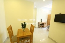 Serviced Apartments for rent in Binh Thanh District - Serviced studio for rent on Nguyen Ngoc Phuong street, Binh Thanh District - 30sqm - 550USD