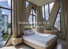 Serviced Apartments for rent in District 1 - Luxury and new serviced studio  apartment 01 bedroom for rent in Nguyen Van Thu street, Center District 1- 45sqm- 1200 USD