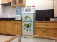 Serviced Apartments for rent in District 3 - Nice apartment for rent on Cao Thang, District 3 - 450$