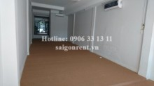 House for rent in Binh Thanh District - House(5x309m) with 03 floors for rent on Dien Bien Phu main street, Ward 25, Binh Thanh District - 450sqm - 3600 USD( 85 millions VND)