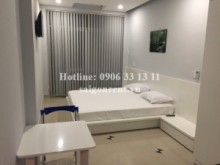 Serviced Apartments for rent in District 1 - Serviced studio apartment 01 bedroom on 3rd floor for rent in center district 1- 400 USD