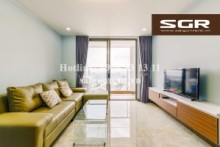 Apartment for rent in Phu Nhuan District - Kingston Residence building - Beautiful apartment 02 bedrooms on 20th floor for rent on Nguyen Van Troi street, Phu Nhuan District - 80sqm - 1200 USD