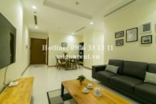 Apartment for rent in Binh Thanh District - Vinhome Central Park - Nice Apartment 02 bedrooms on 35th floor for rent on Nguyen Huu Canh street - Binh Thanh District - 82sqm -  1200 USD