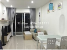 Apartment for rent in District 4 - Galaxy 9 Building - Apartment 02 bedrooms for rent on Nguyen Khoai street, District 4 - 70sqm - 700USD