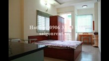 Serviced Apartments for rent in District 10 - Cheap studio serviced apartment for rent in Vinh Vien street, District 10: 300 USD