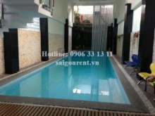 Serviced Apartments for rent in Tan Binh District - Serviced apartment 2bedrooms with pool and gym for rent close to Air Port, Tan Binh district- -800$