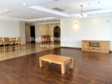Serviced Apartments for rent in Phu Nhuan District - Luxury Penhouse 03 bedrooms, 250sqm in Nguyen  Van Troi street, Phu Nhuan district - 2200$